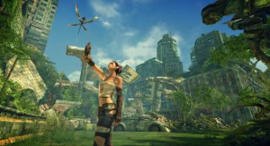 Скриншот из Enslaved: Odyssey to the West