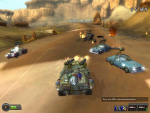 Скриншот из Ex Machina