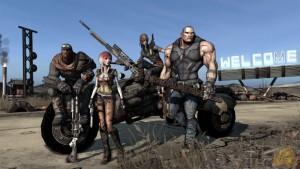 Скриншот из Borderlands