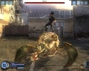 Скриншот из Collapse