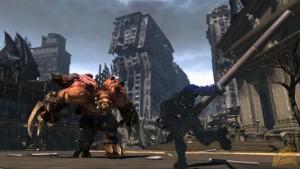 Скриншот из Darksiders: Wrath of War