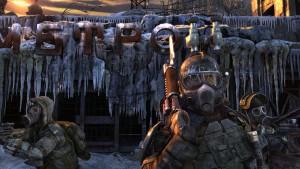 Скриншот из Metro 2033