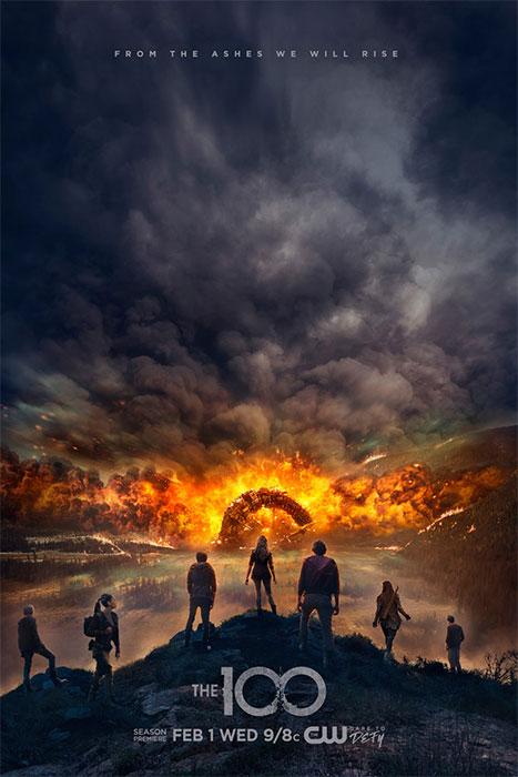 image Состоялась премьера четвёртого сезона сериала «Сотня»