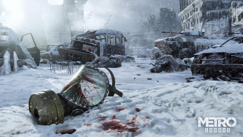 image Анонс Metro: Exodus