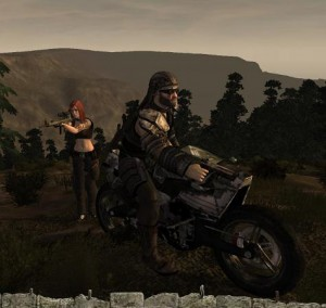 Скриншот из Fallen Earth