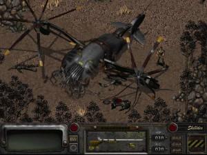 Скриншот из Fallout 2