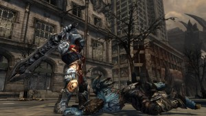 Скриншот из Darksiders: Wrath of War