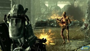 Скриншот из Fallout