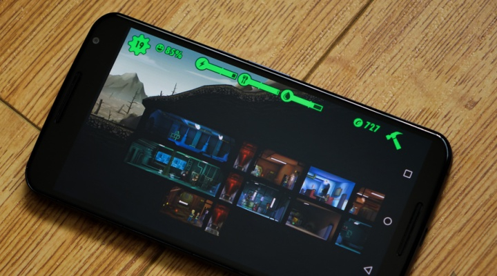 image Fallout Shelter появился на платформе Android