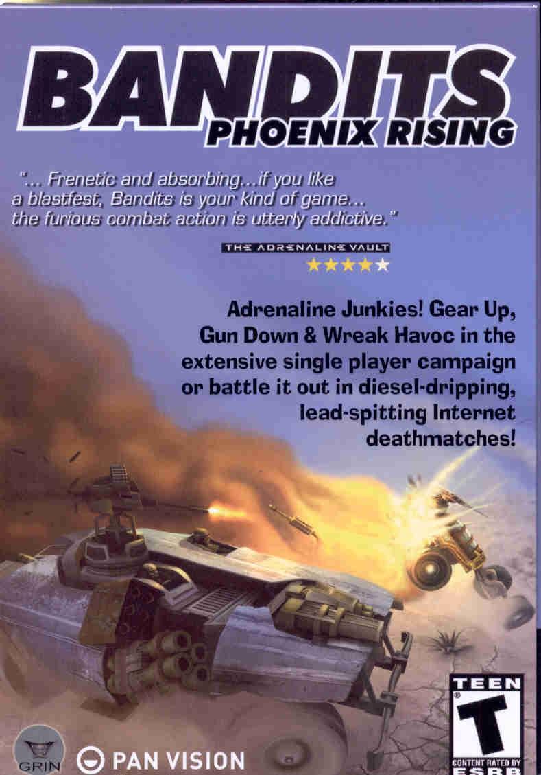 image Bandits: Phoenix Rising