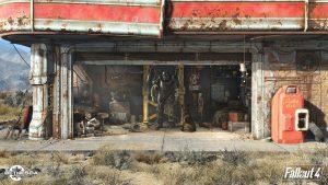 Скриншот из Fallout 4