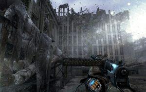Скриншот из Metro: Last Light