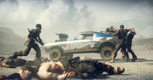 Скриншот из Mad Max